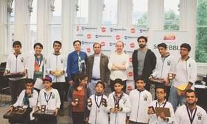 Pakistanis shine at Junior World Scrabble
