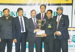 Asjad Iqbal clinches ranking snooker title for fourth time