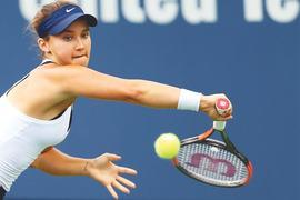 Zhang shocks Kvitova in first round