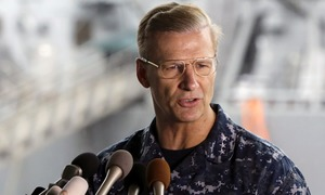 US Navy to relieve 7th fleet commander of duty after collisions