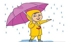 Story Time: A rainy day