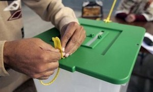 PML-N leader wants ECP to discard ban on lawmakers from campaigning for NA-120 by-election