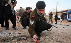 Landmine blast martyrs two soldiers in South Waziristan