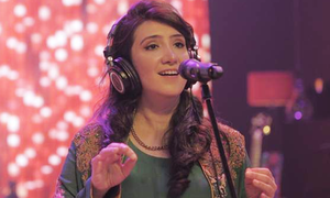 'The exploitation in Pakistan's music industry is really appalling'