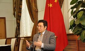 Chinese special envoy, foreign secretary discuss Afghan peace process