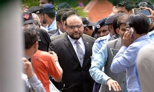 Panama papers case: NAB summons three JIT members
