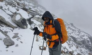 MOUNTAINEERING: PUSHED TO THE LIMIT