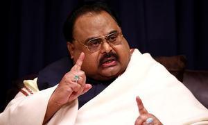 UK seeks Pakistan's help in Altaf hate speech probe