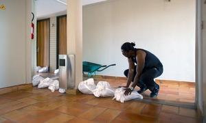 Most powerful Atlantic Ocean hurricane 'Irma' hits Caribbean islands