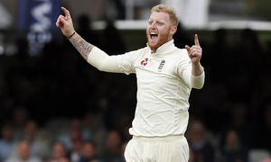 Stokes on song as West Indies collapse in final Test