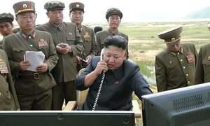 North Korea near its nuclear goal