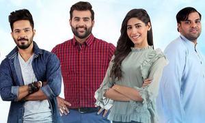 Main Aur Tum 2.0 reboots a classic comedy to speak to Pakistani millennials