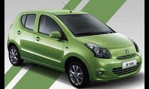 Habib Rafiq Limited introduce the Zotye Z100