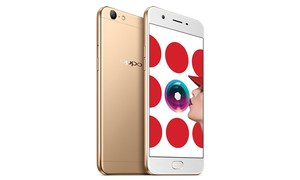 OPPO A57's sales ranked as second best in world in July 2017