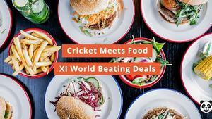 Foodpanda's World XI deals offer up to 45% off till September 15