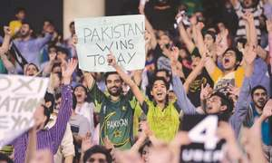 Babar blitz helps Pakistan see off World XI