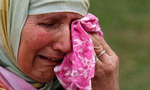 'لاپتہ افراد' کے اہل خانہ کی غمزدہ کردینے والی کہانیاں