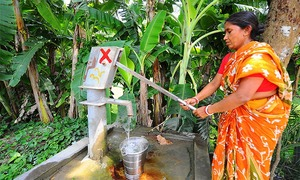 No woman, no water: Empowering women to be water and sanitation decision-makers
