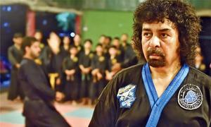 Meet Grandmaster Ashraf Tai, the man who brought martial arts to Pakistan