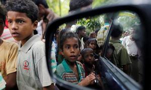 برما کی روہنگیا برادری پاکستان میں بھی مشکلات کا شکار؟