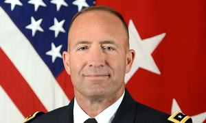 US lieutenant general meets military officials during three-day visit to Pakistan