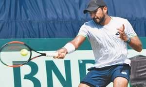 Aqeel, Aisam give Pakistan resounding start in Davis Cup final