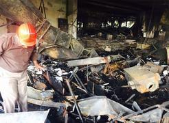اسلام آباد آتشزدگی واقعے کے بعد آٹو کی پیداوار کو خطرہ