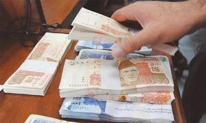 Bank deposits edge higher