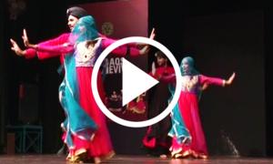 اسلام آباد میں ڈانس فیسٹیول کا انعقاد