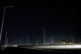 Darkness shrouds multi-billion rupee interchange at Peshawar Mor