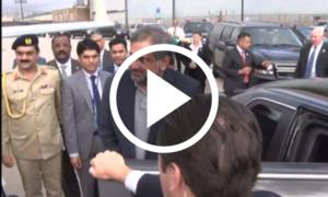 نیو یارک: وزیر اعظم شاہد خاقان کا دورہ امریکا