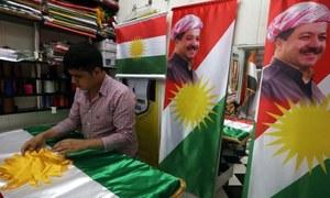 Supreme court steps in to block Iraq Kurd independence vote