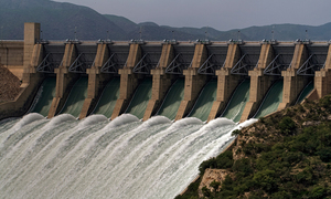 Water Policy delayed again
