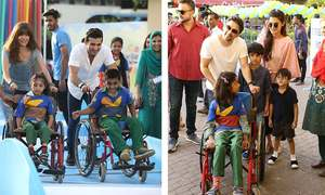 Race organised for differently-abled kids to encourage inclusion in playgrounds