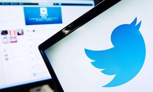 دہشت گردوں سے منسلک 3 لاکھ ٹوئٹر اکاؤنٹ بند