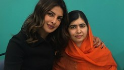 Malala and Priyanka Chopra can't stop fangirling over each other