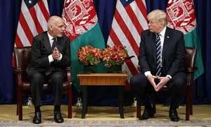 Afghan president says Pakistan must crush militant hideouts