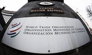 Global trade 'rebounds strongly' in first half: WTO