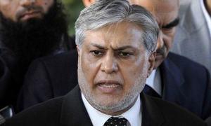 Senate body seeks Ishaq Dar's resignation