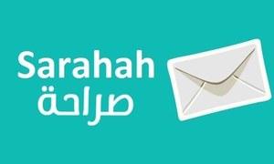 Is Sarahah internet's new self-esteem metre?