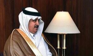 سعودی عرب بہت جلد سی پیک کا حصہ بنے گا، سفیر