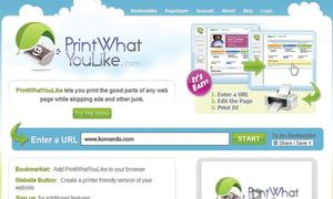 Website review: Print the way you want!