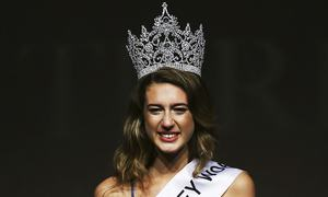 Miss Turkey stripped of crown over contentious tweet about failed coup