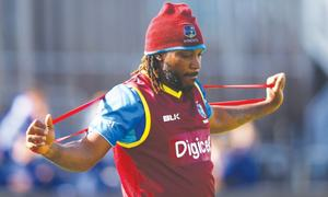 Gayle 'good to go' as WI seek revival of fortunes