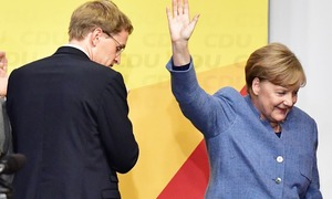 'Eternal Chancellor' Angela Merkel wins fourth term