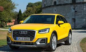 Will the Audi Q2 fare well on the roads of Pakistan?