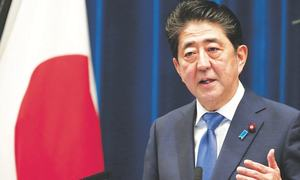 Abe — nationalist blue blood at home, shrewd diplomat abroad