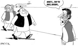 Cartoon: 26 September, 2017