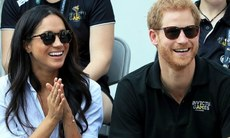 Prince Harry and Meghan Markle make first public appearance at Invictus Games