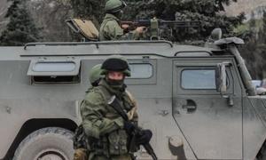 Russia violating int'l law in Crimea: UN